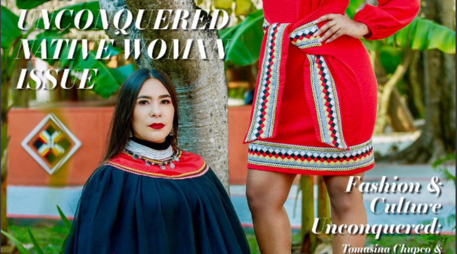 Native Max Magazine – February/March 2020 featuring Doctor Tomasina Chupco and Cheyenne Kippenberger